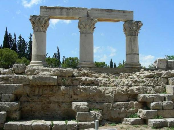 Temple of Octavia.