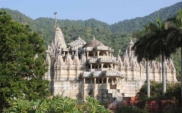 Jain Temple of Ranakpur, India