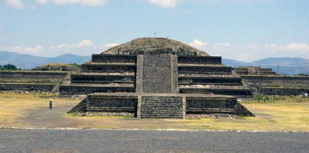 Temple of the Feathered Serpent.