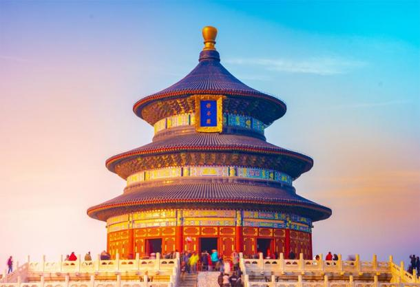 Temple of Heaven Park in Beijing, China. (romas_ph / Adobe stock)