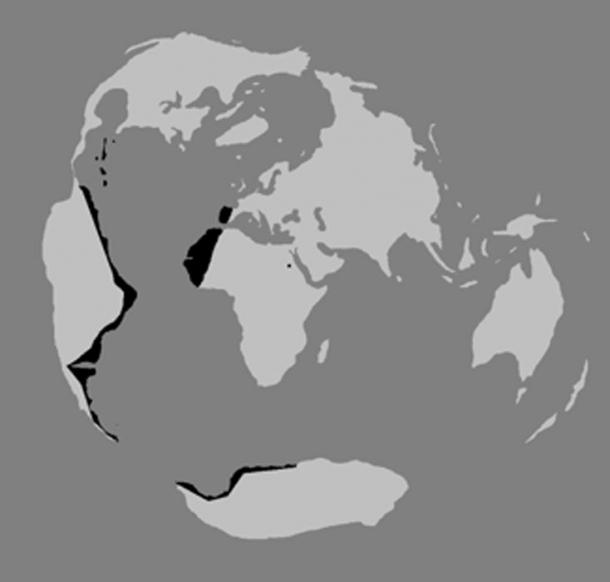 The 1513 Piri Reis projection is just a fragment of the secret map that Columbus may have possessed. If the lost map of is ever found it should depict the entire globe using an equidistance projection centered on the ancient Egyptian city of Syene. (Author provided)
