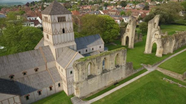 The Anglo-Saxon Church in its modern setting 1100AD. The Centre for the Study of Christianity & Culture, University of York, Author provided