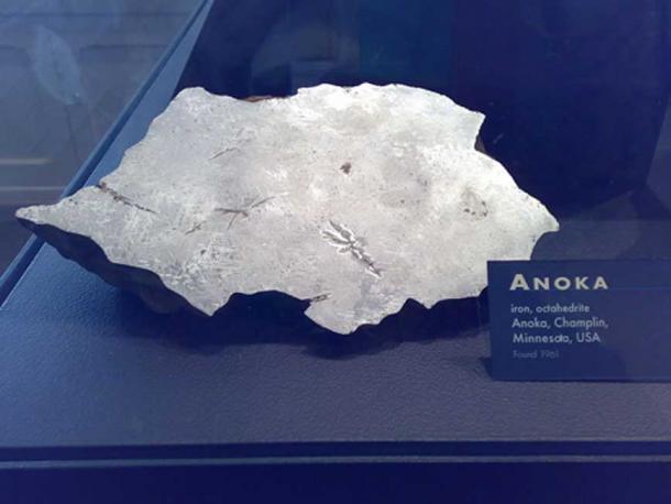 The Anoka meteorite