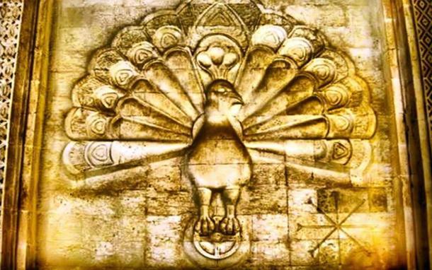 The Archangel Yezidi (YZD / CC BY-SA 3.0)