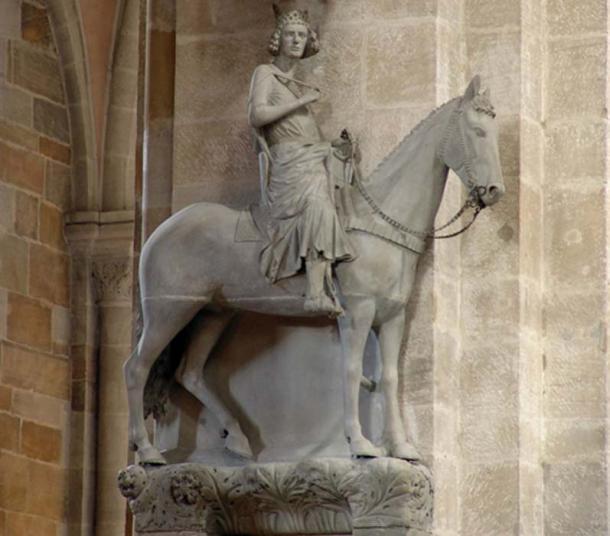 The Bamberg Rider (CC by SA 2.5)