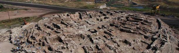 The Bronze Age brain tissue was found at Seyitömer Höyük, Turkey.