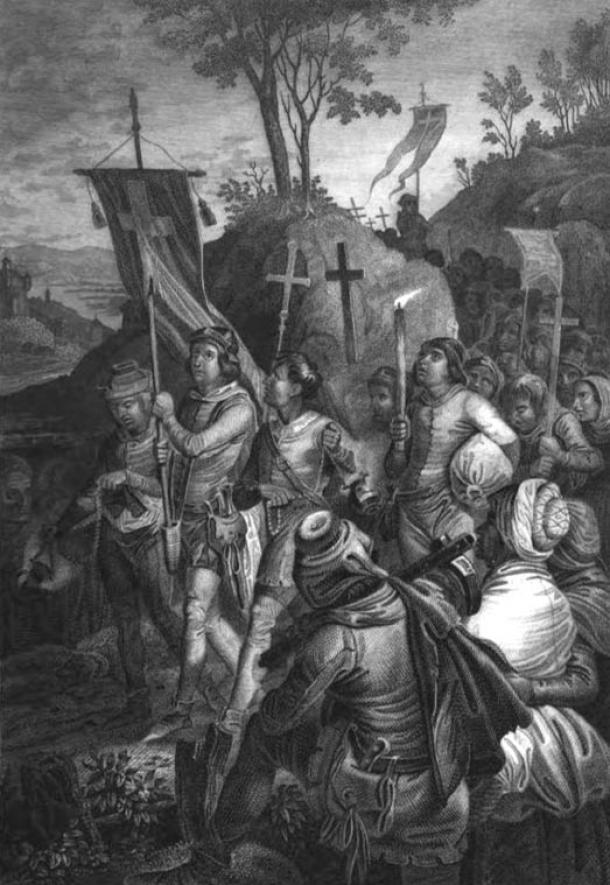 'The Children's Crusade, 1212'