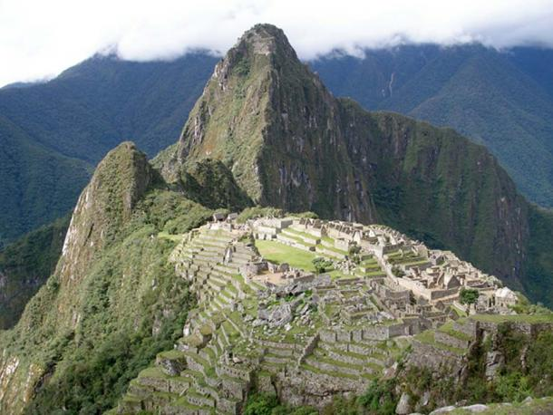 'The City in the Sky' – Machu Picchu, 're-discovered' by Hiram Bingham and his team in 1911