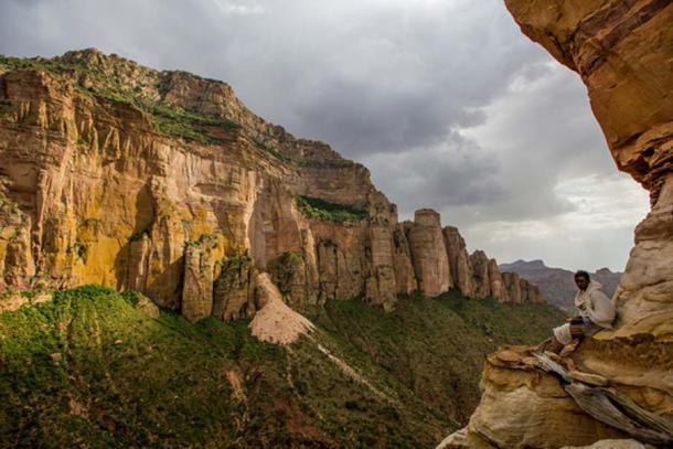 The Cliff Churches of Tigray Ethiopia