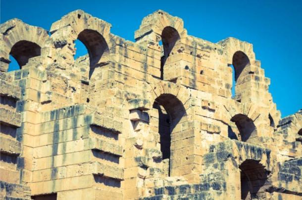 The Colosseum had over 80 entrances.