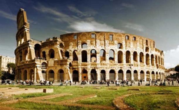 The Colosseum in Rome. (BigStockPhoto)