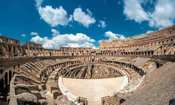 The Colosseum in Rome. Source: BigStockPhoto