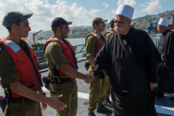 The Druze have had to assimilate with the neighboring religions and communities. (Israel Defense Forces / CC BY-SA 2.0)