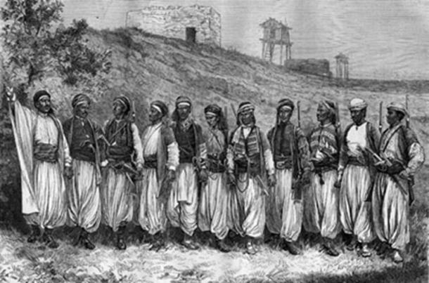 The Druze are an Arabic-speaking minority who live throughout the Middle East.