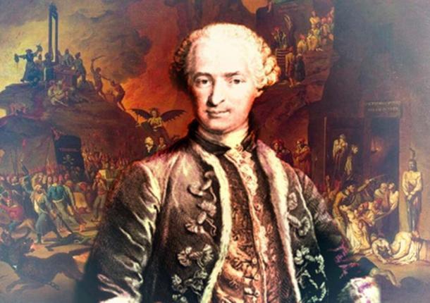 The Enigmatic Comte Saint Germaine.
