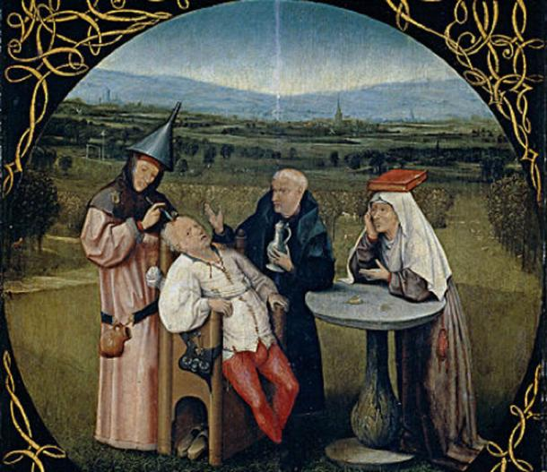 'The Extraction of the Stone of Madness' (The Cure of Folly) by Hieronymous Bosch. (Public Domain)