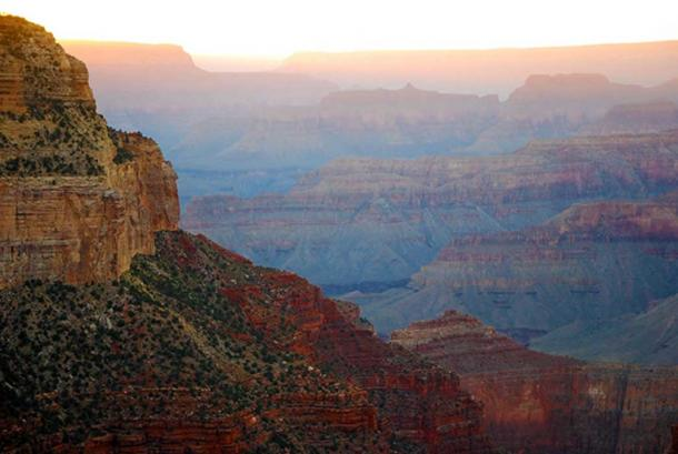 """Image credit © Dustin Naef """"The Grand Canyon""""."""
