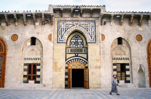 The Great Mosque of Aleppo (Grzegorz Japol / Adobe Stock)