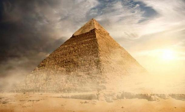The Great Pyramid of Egypt. Credit: BigStockPhoto