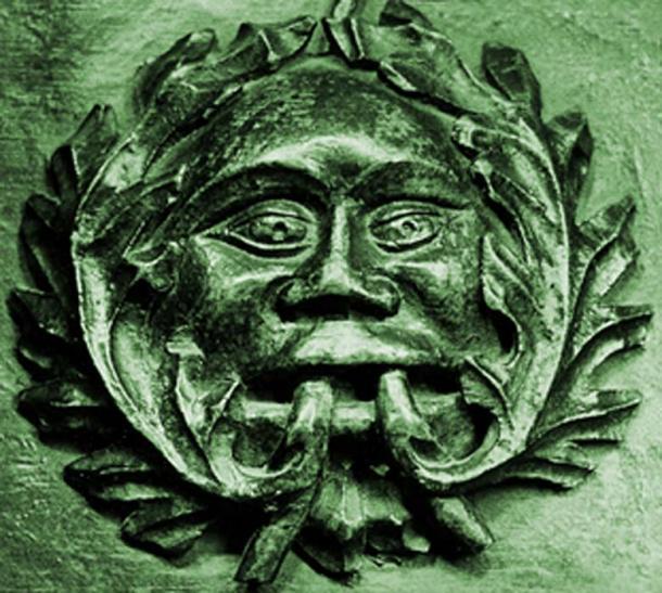 The Green Man. (Simon Garbutt/Public Domain)