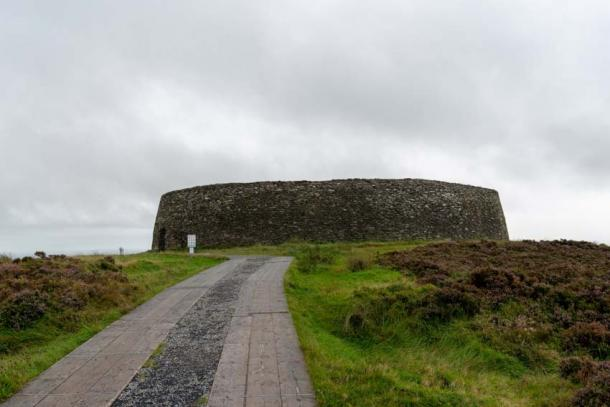 The Grianan of Aileach. Credit: Ioannis Syrigos