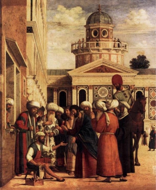 The Healing of Anianus by Cima da Conegliano