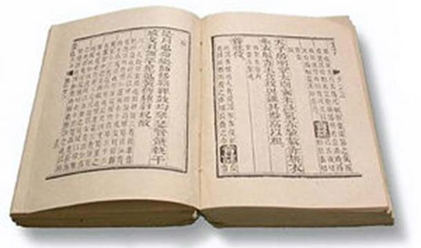 The I Ching. (Cooltoye / CC BY-SA 3.0)