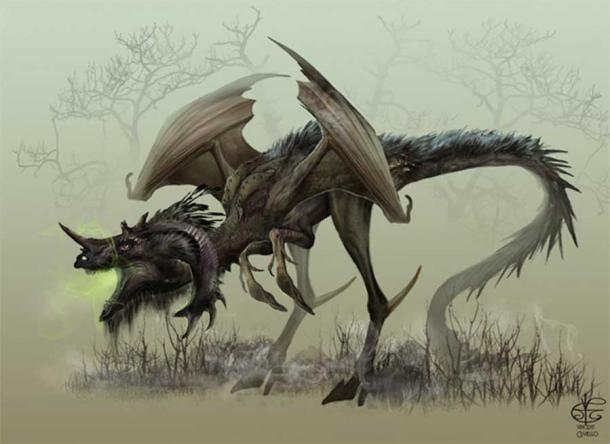 The Jersey Devil. (Superpowerwiki)