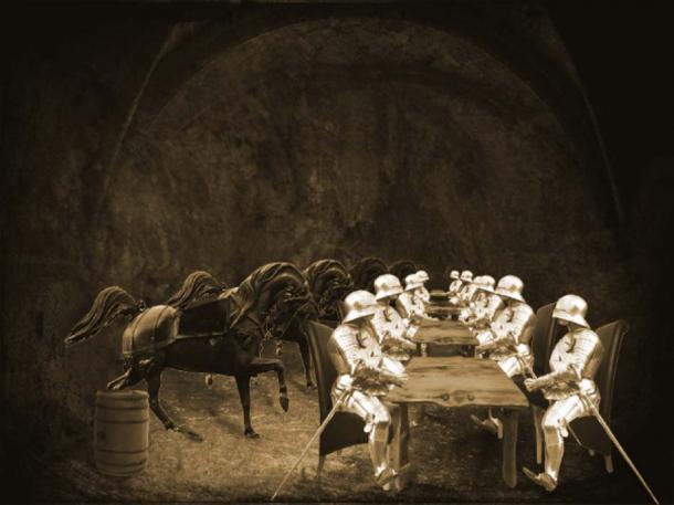 The Knights of Blanik. (Andurb's Blog)