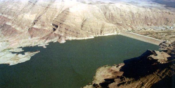The Ma'rib dam was vital to controlling waterflow.