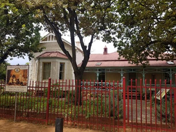The McHardy House Museum is one of many examples of Victorian houses in the picturesque town of Cullinan (Image: Micki Pistorius)