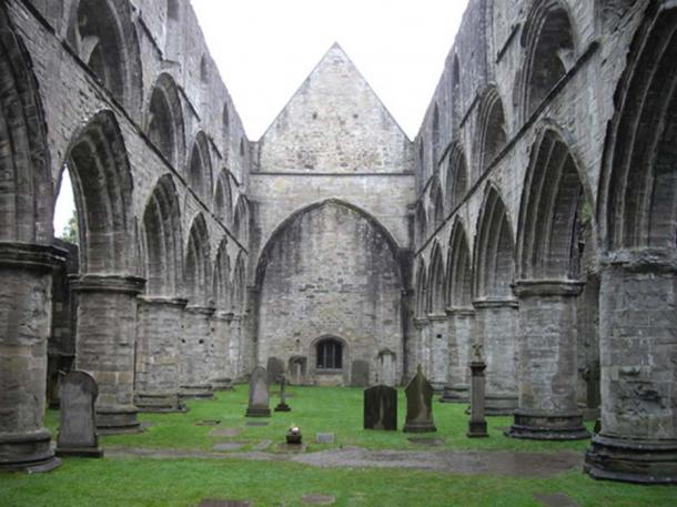 The Nave at Dunkeld Cathedral. (Paul Farmer / CC BY-SA 2.0)
