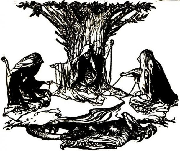 The Norns.