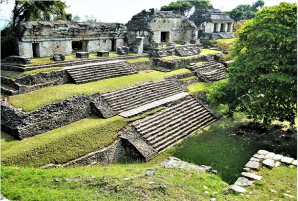 The North Group in Palenque. (© georgefery.com / Author Supplied)