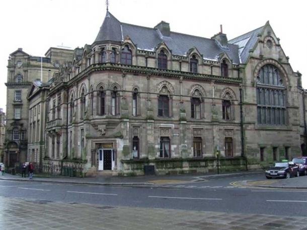 The North of England Institute of Mining and Mechanical Engineers