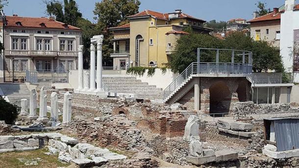 The Odeon of Philippopolis