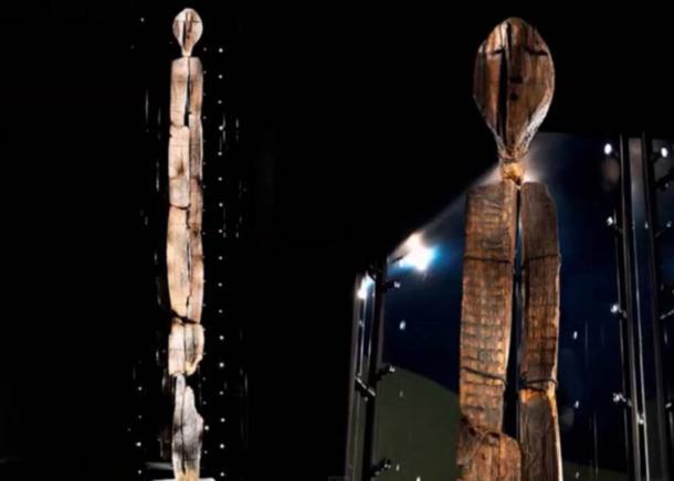The Oldest Wooden Sculpture