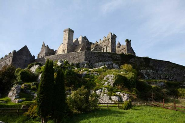 The Rock of Cashel is so named as it is built upon a large pile of rocks, which legends say were spewed out by the Devil. Credit: Ioannis Syrigos