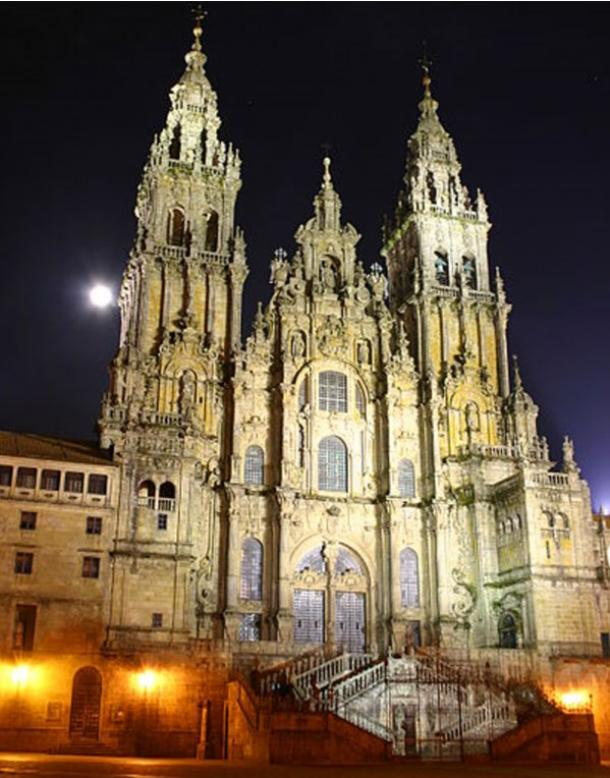 The Santiago de Compostela