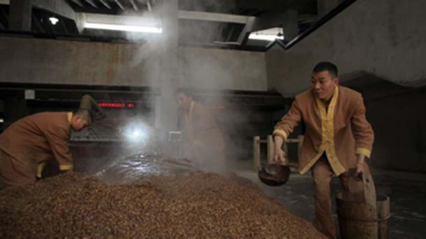 The Shu Jing Fang distillery has been in operation for more than 600 years. (Diageo / Fair Use)