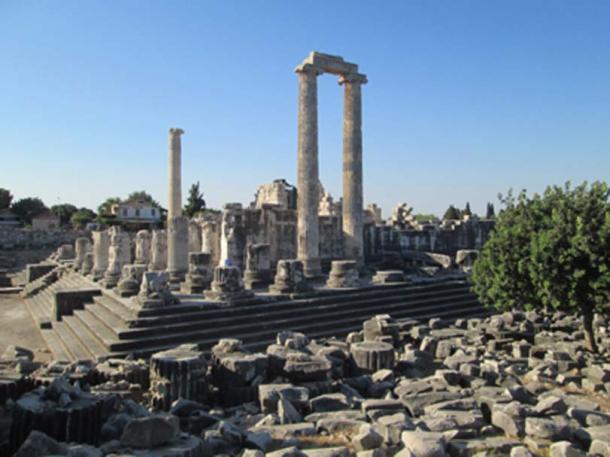 The Temple of Apollo at Didyma. (Hekataios von Milet / CC BY-SA 4.0)