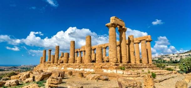 The Temple of Juno, Valley of the Temples (Leonid Andronov /Adobe Stock)
