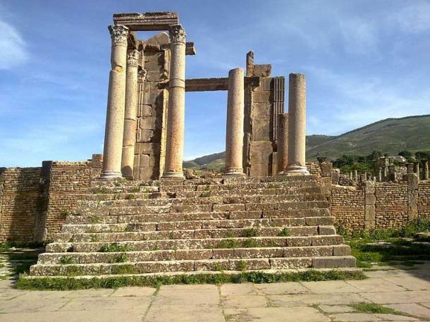 The Temple of Venus Genetrix (CC BY-SA 3.0)