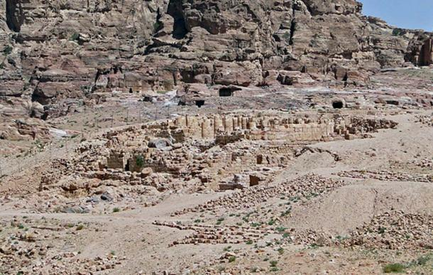 The Temple of Winged Lions, Petra, Jordan. (Bgag / CC BY-SA 3.0)