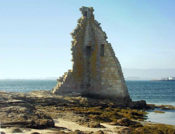 The Torre de San Sadurniño.