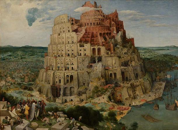The Tower of Babel by Pieter Bruegel the Elder (Kunsthistorisches Museum Wien / Public Domain)