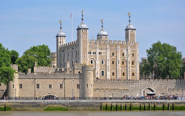 The Tower of London (Collowan, B / CC BY-SA 4.0)