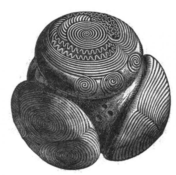 Figure 6. The Towie Stone