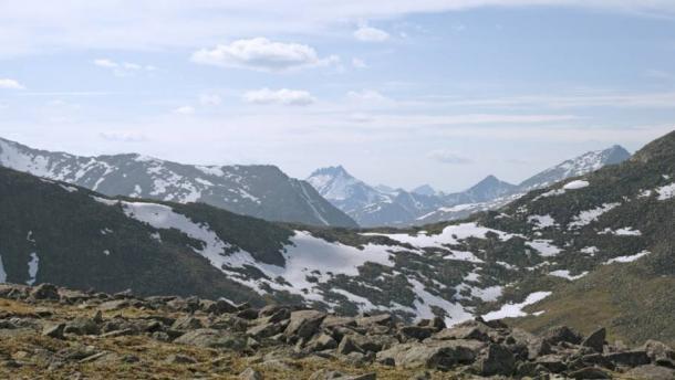 Los montes Urales