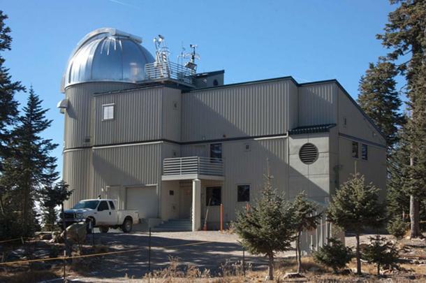 The Vatican Advanced Technology Telescope (VATT), the main telescope of the Vatican Observatory.